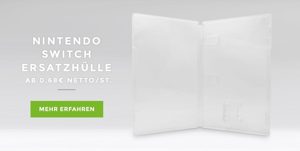 NEU: Nintendo Switch Ersatzhülle