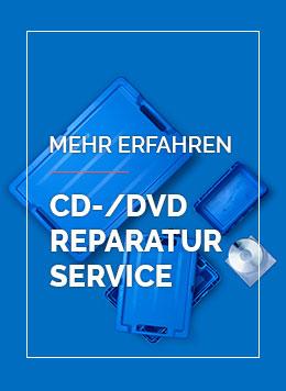 Peter Haase Etiketten CD DVD Reparatur Service