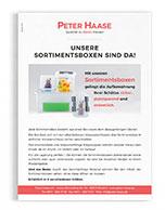 Vorschaubild Katalog Sortimentsboxen Peter Haase